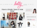 Détails : Le blog de Betty